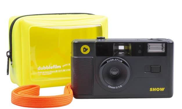Film News: dubblefilm launches SHOW a 35mm film camera