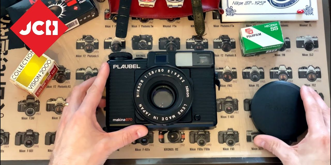 JCH Youtube Channel: The Plaubel Makina 670