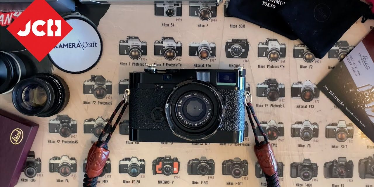 JCH YOUTUBE CHANNEL: The Leica MP-6