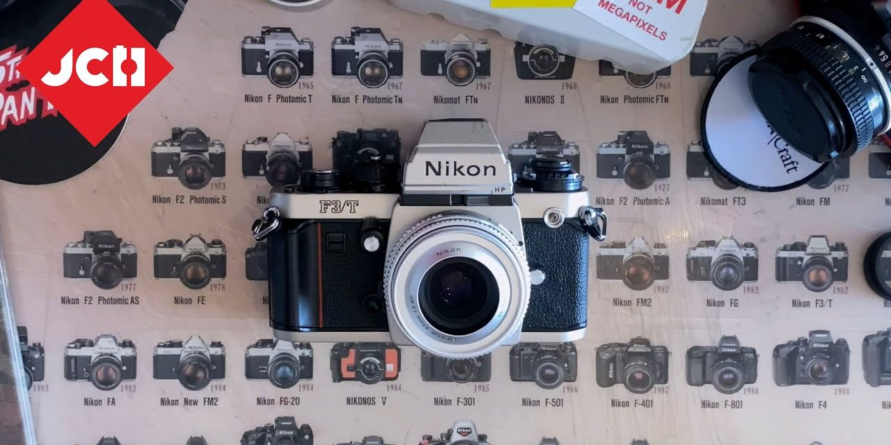 JCH YOUTUBE CHANNEL: The Nikon F3/T