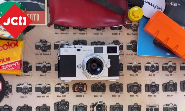 JCH YOUTUBE CHANNEL: The Zeiss Ikon ZM