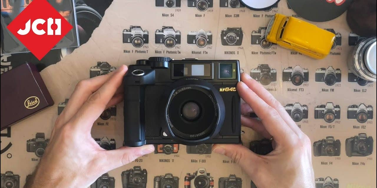 JCH YOUTUBE CHANNEL: The Bronica RF645
