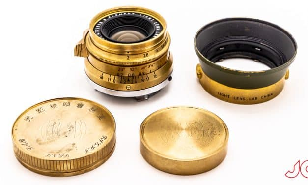Camera Geekery: Light Lens Lab 35mm f2