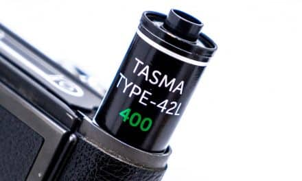 Film Review: Tasma T-42 400