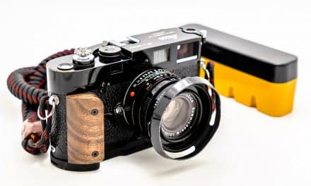 Camera Geekery: Kamerakraft LM GRIP