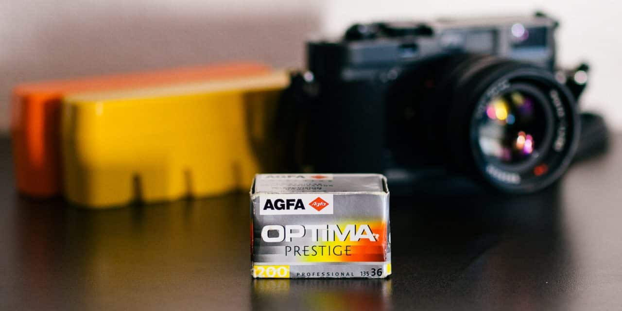 Film Review: Agfa Optima Prestige 200