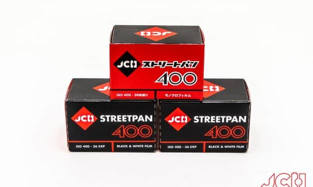 Film News: JCH StreetPan gets a facelift