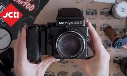 JCH YOUTUBE CHANNEL: The Mamiya 645 Super