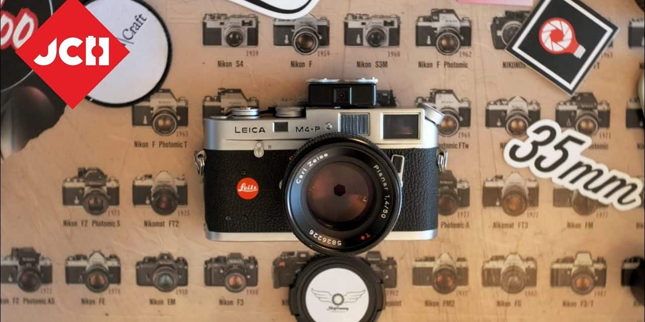 JCH YOUTUBE CHANNEL: The Leica M4-P