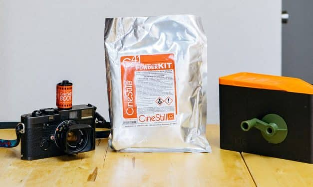 Review: Cinestill CS41 Powder Kit and Lab-Box