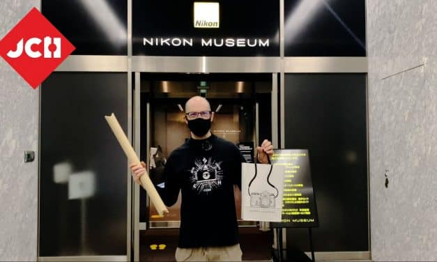 JCH YOUTUBE CHANNEL: The Nikon Museum