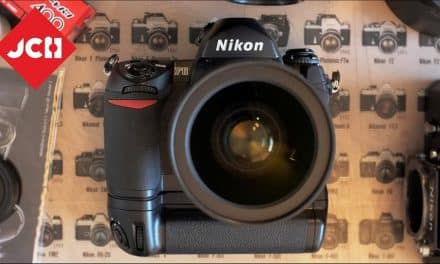 JCH YOUTUBE CHANNEL: The Nikon F6