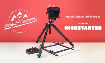Film News: The Intrepid Compact Enlarger