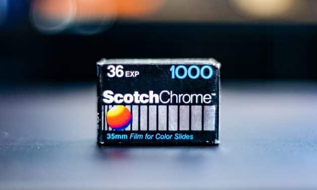 Film Review: Scotch Chrome 1000