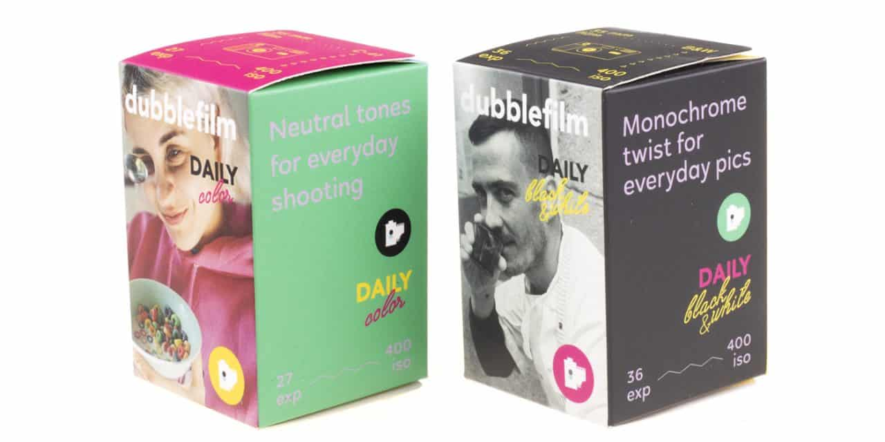Film News: dubblefilm launches DAILY a new range of 35mm film