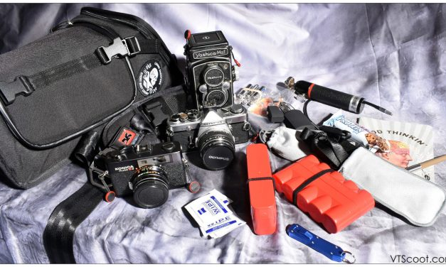 In Your Bag: 1711 – Kevin Montanaro