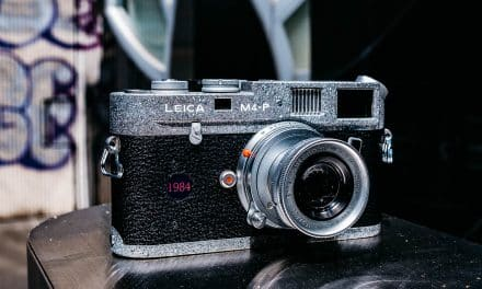 Camera Geekery: The JCH Orwell M4-P