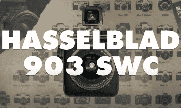 JCH YOUTUBE CHANNEL: Hasselblad 903 SWC