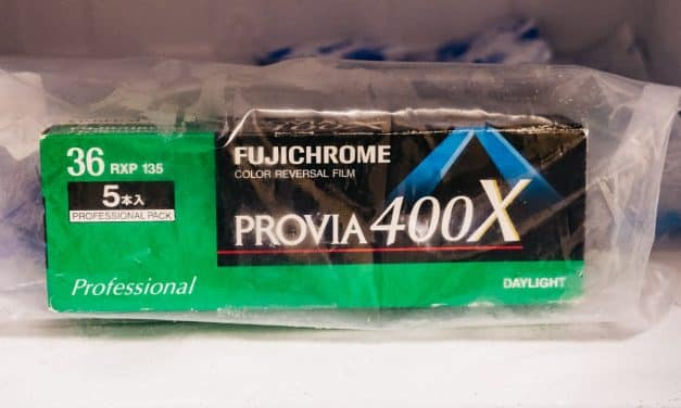 That final roll of film: What are you saving for?