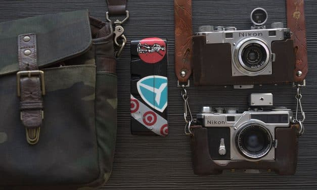 In Your Bag: 1717 – Andrew Smith